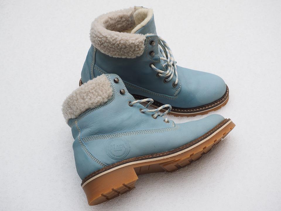 Pro chladné dny vhodnou obuv