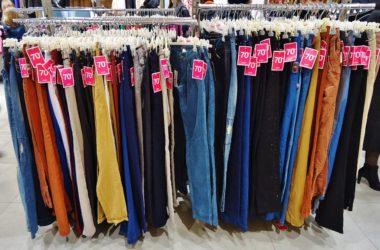 úzké kalhoty