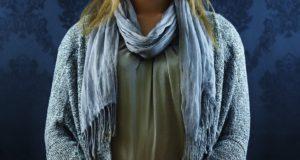 Šátek ochrání krk