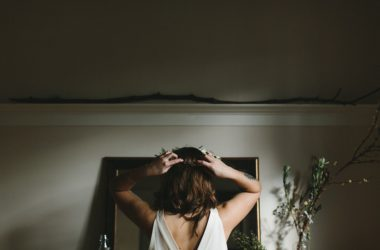 věnečky do vlasů