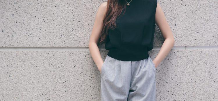 volné kalhoty