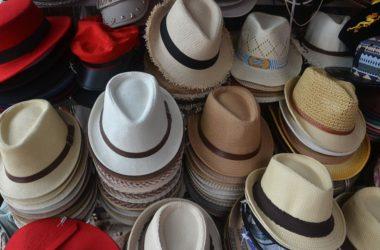 stylové klobouky