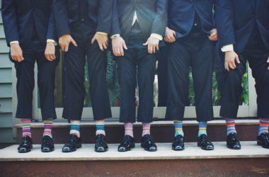 Jak šel čas s ponožkami