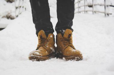 Boty, které nejsou vhodné do sněhu