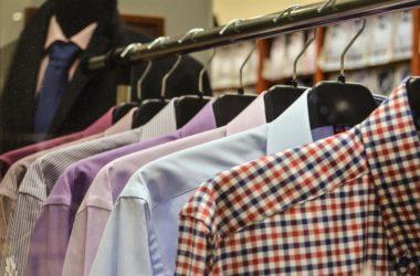 Když nakupování oblečení, tak ekologické