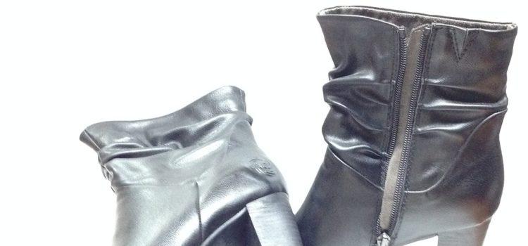 Pozor na kotníkovou obuv. Není pro každou postavu
