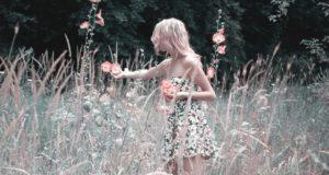 Květované šaty. Jak si vybrat podle své postavy